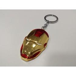 Llavero Cara Iron Man