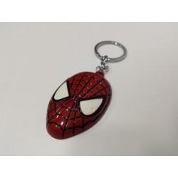 Llavero Cara Spiderman
