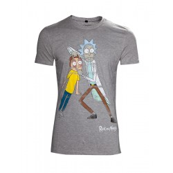 Camiseta Rick & Morty