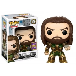 Pop JL Aquaman W Mother Exc,