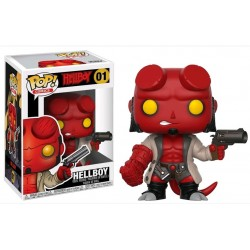 Funko Pop HB Hellboy 01
