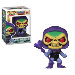 F, Pop Skeletor With Battle Armor