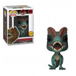 Pop JP Dilophosaurus Chase