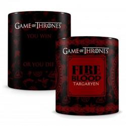 Taza Térmica JDT Targaryen