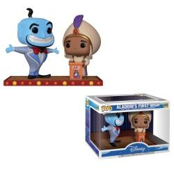 Pop Escena Aladin y Genio 409