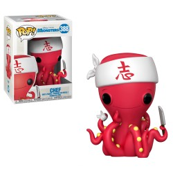 Pop Monsters Chef 388
