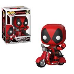 Pop Deadpool Scooter 48