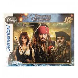 Puzle Piratas del Caribe 250p