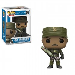 Pop Halo Sgt, Johnson 08