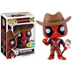 Pop Marvel Deadpool Excl, 117