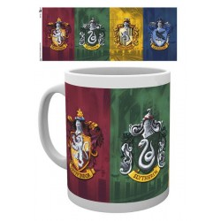 Taza HP All Crests