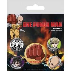Pack Chapas One Punch Man Destructive