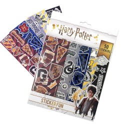 Set Pegatinas Harry Potter