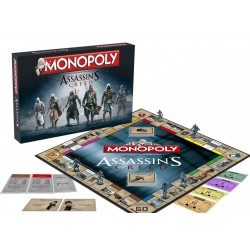 Monopoly AC Assassin's Creed