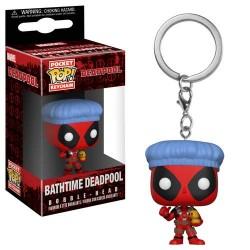 Llavero Funko Pop! Deadpool Hora del Baño