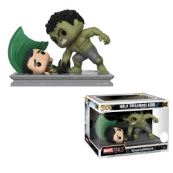 Pop Escena Hulk VS Loki 362