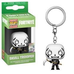Llavero Pop Fortnite Skull Trooper