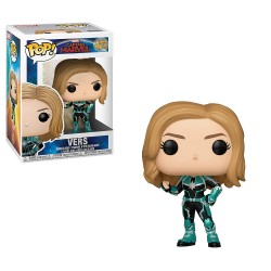 Pop Capitana Marvel Vers 427