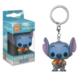 Llavero Pop Disney Stitch Aloha