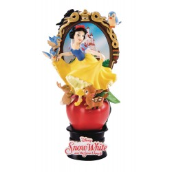 Diorama Blancanieves 15 cm