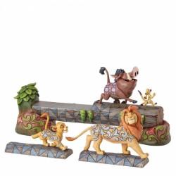 Simba, Timon Y Pumba