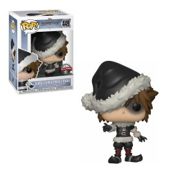 Pop KH Sora Christmas 449