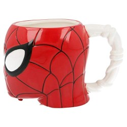 Taza 3D Marvel Spider-man