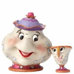 Mrs, Potts Y Chip