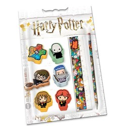 Set papeleria HP Harry Potter 2