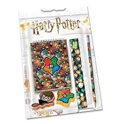 Set papeleria HP Harry Potter