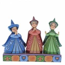 Figura - Disney - Tres Hadas