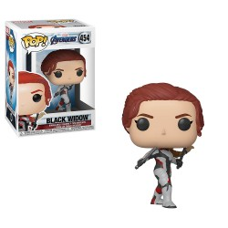 Pop Endgame Black Widow 454