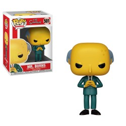 Pop Simpsons Mr Burns 501