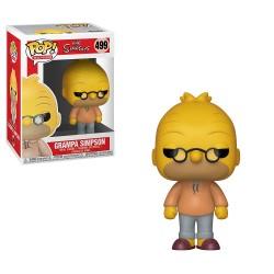 Pop Simpsons Abe 499