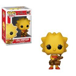 Pop Simpsons Lisa 497