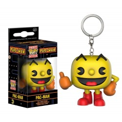 F Pop Llavero Pac-Man