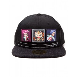 Gorra Pokemon Team Rocket