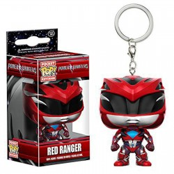 F Pop Llavero Red Ranger