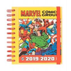 Agenda Esc, Marvel 19/20