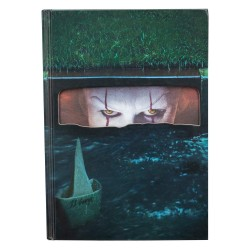 Cuaderno IT Pennywise