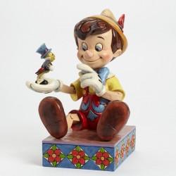 Pinocchio Y Cricket