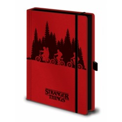 Cuaderno Premiun Stranger Things