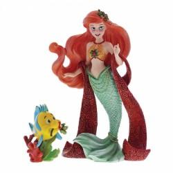Figura -  Ariel Y Flounder