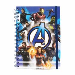 Cuaderno Marvel Endgame