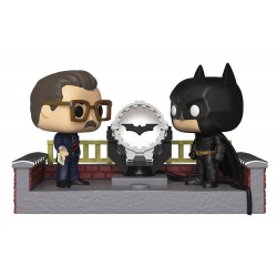 Funko Pop! - Batman - Escena Batman con Sargento Gordon (291)