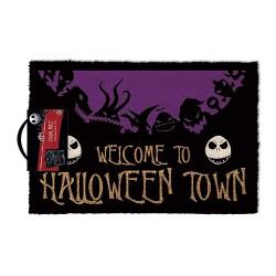 Felpudo PADN Halloween Town