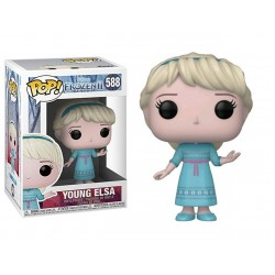 Pop Frozen2 Joven Elsa 588