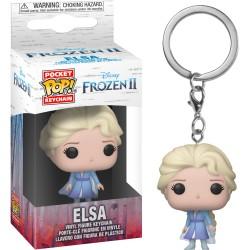 Llavero Pop Frozen2 Elsa