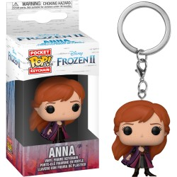 Llavero Pop Frozen2 Anna