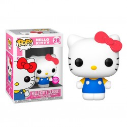 POP Hello Kitty Flocked 28